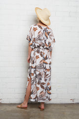 Crepe Rae Dress - Isla Print