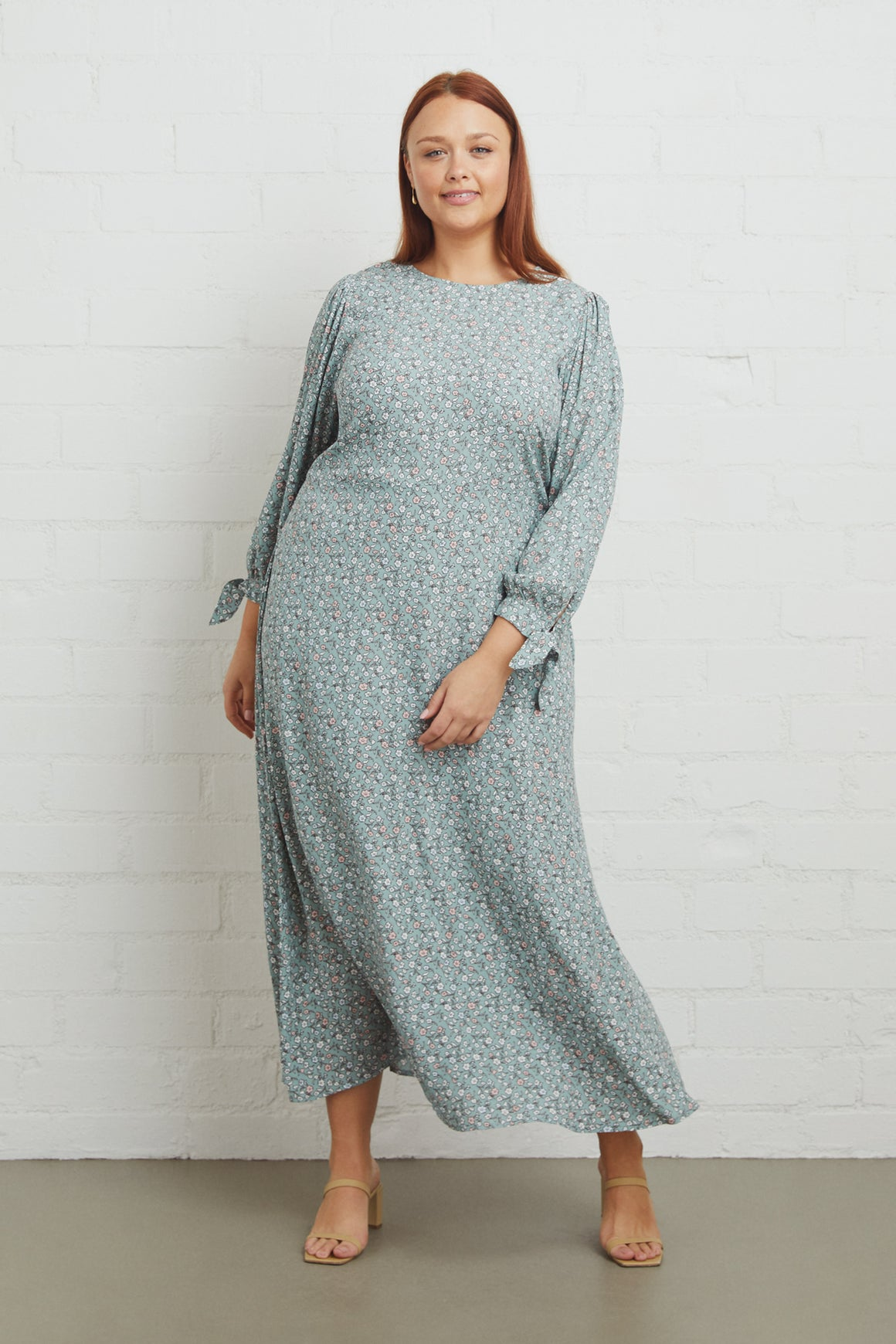 Crepe Tati Dress - Plus Size