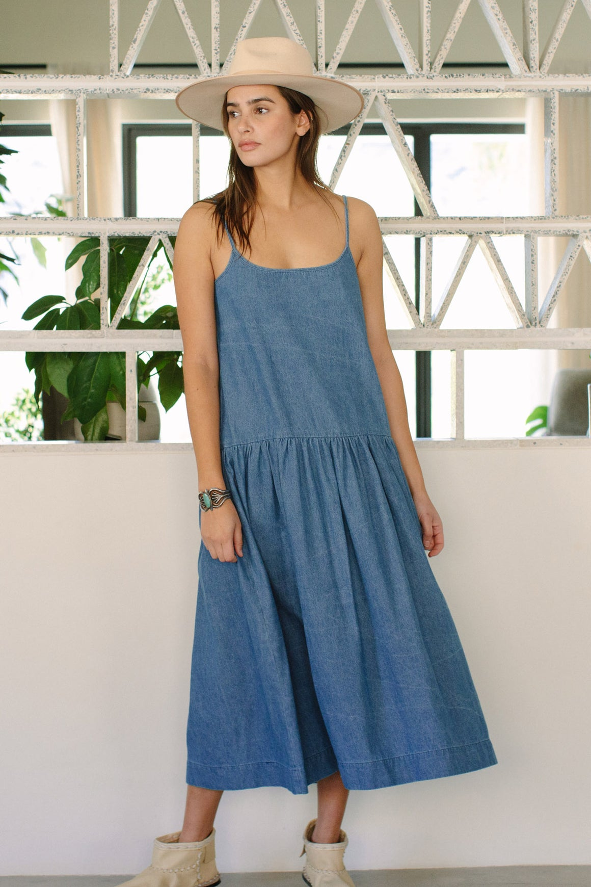 Denim Willis Dress