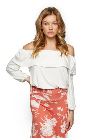 Diandre Top - White