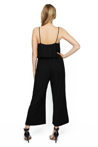 Dillon Jumpsuit - Black