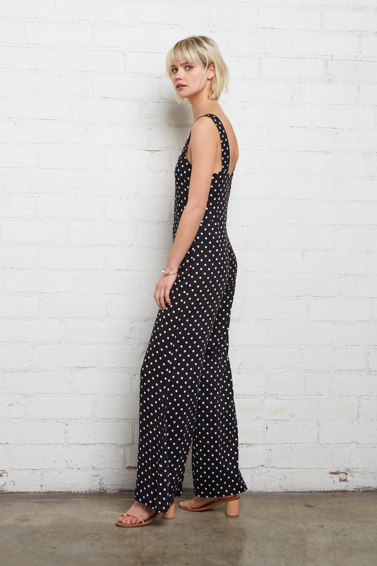 Eleanora Jumpsuit - Dot