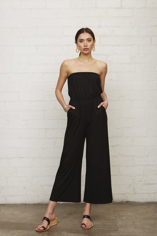 Dustin Jumpsuit - Black