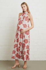 Enzo Dress - Ruby Matilija, Maternity