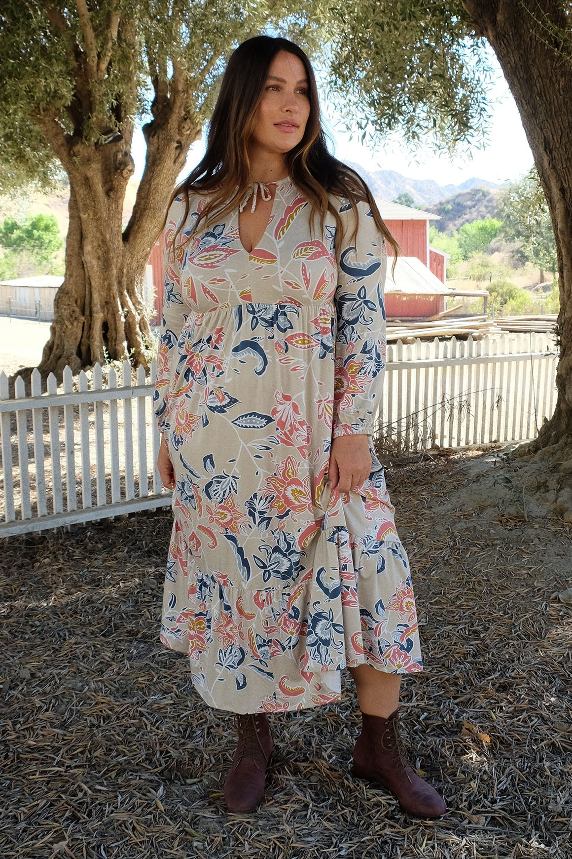 Eden Dress - Plus Size