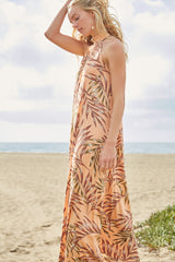 Enzo Dress - Palm