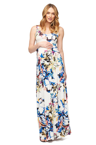 Esther Dress Print - Botanical