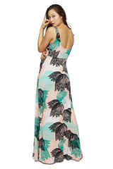 Esther Dress Print - Agave