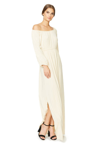 Freya Dress - Cream