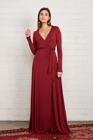 Harlow Dress - Gamay
