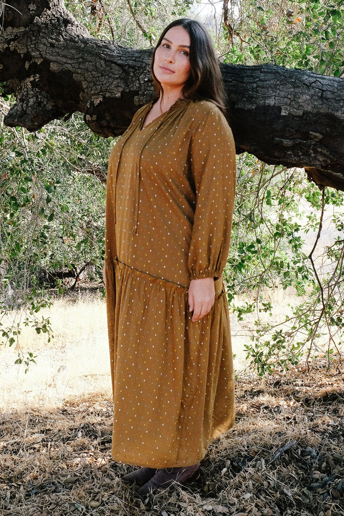 Gail Dress - Plus Size