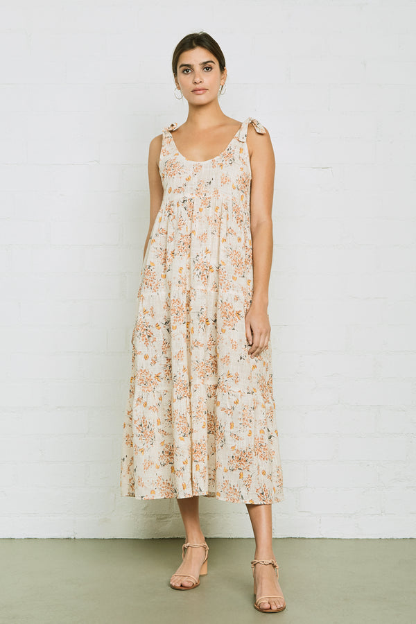 Gauze Adelaide Dress