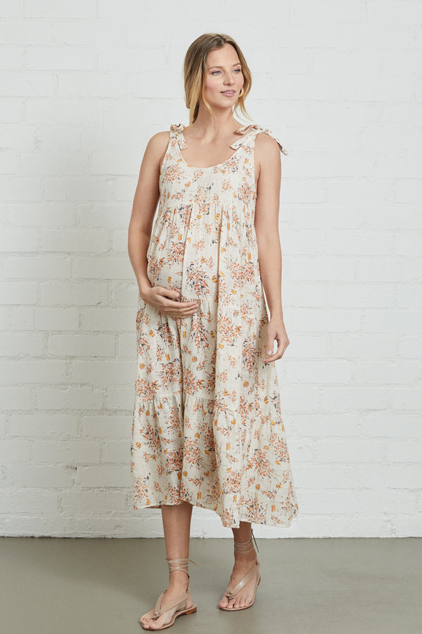Gauze Adelaide Dress - Maternity