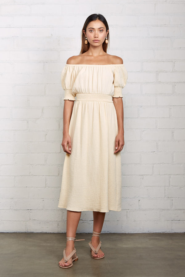 Gauze Melia Dress