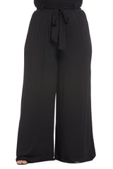 Gibson Pant - Black, Plus Size