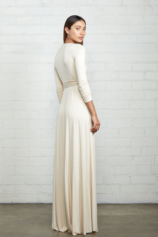 Harlow Dress - Cream