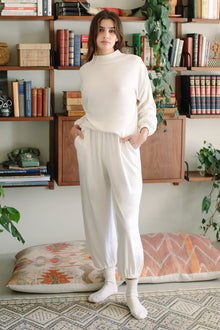 Hemp Sweater Rib Tova Sweatshirt