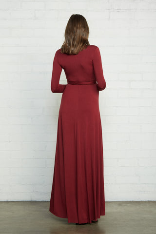 Harlow Dress - Gamay, Maternity