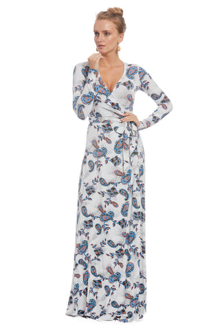Harlow Dress - Paisley