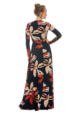 Harlow Dress - Pop Floral