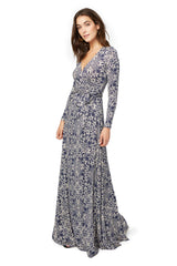 HARLOW DRESS PRINT- STARGAZER PRISMATIC