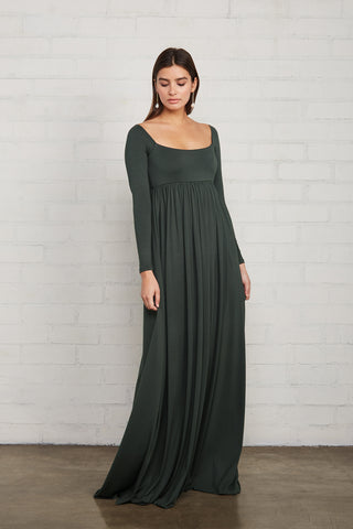 Isa Dress - Juniper
