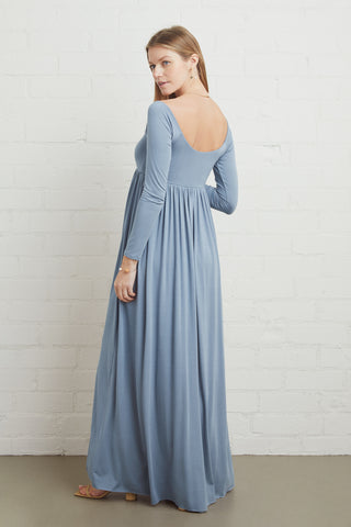 Isa Dress - Bay, Maternity