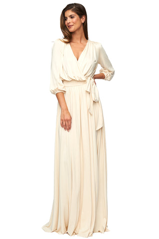 Ingrid Dress - Cream