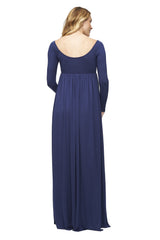 Isa Dress - Atlantic