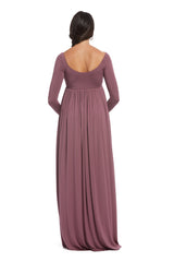 Isa Dress - Cameo, Maternity