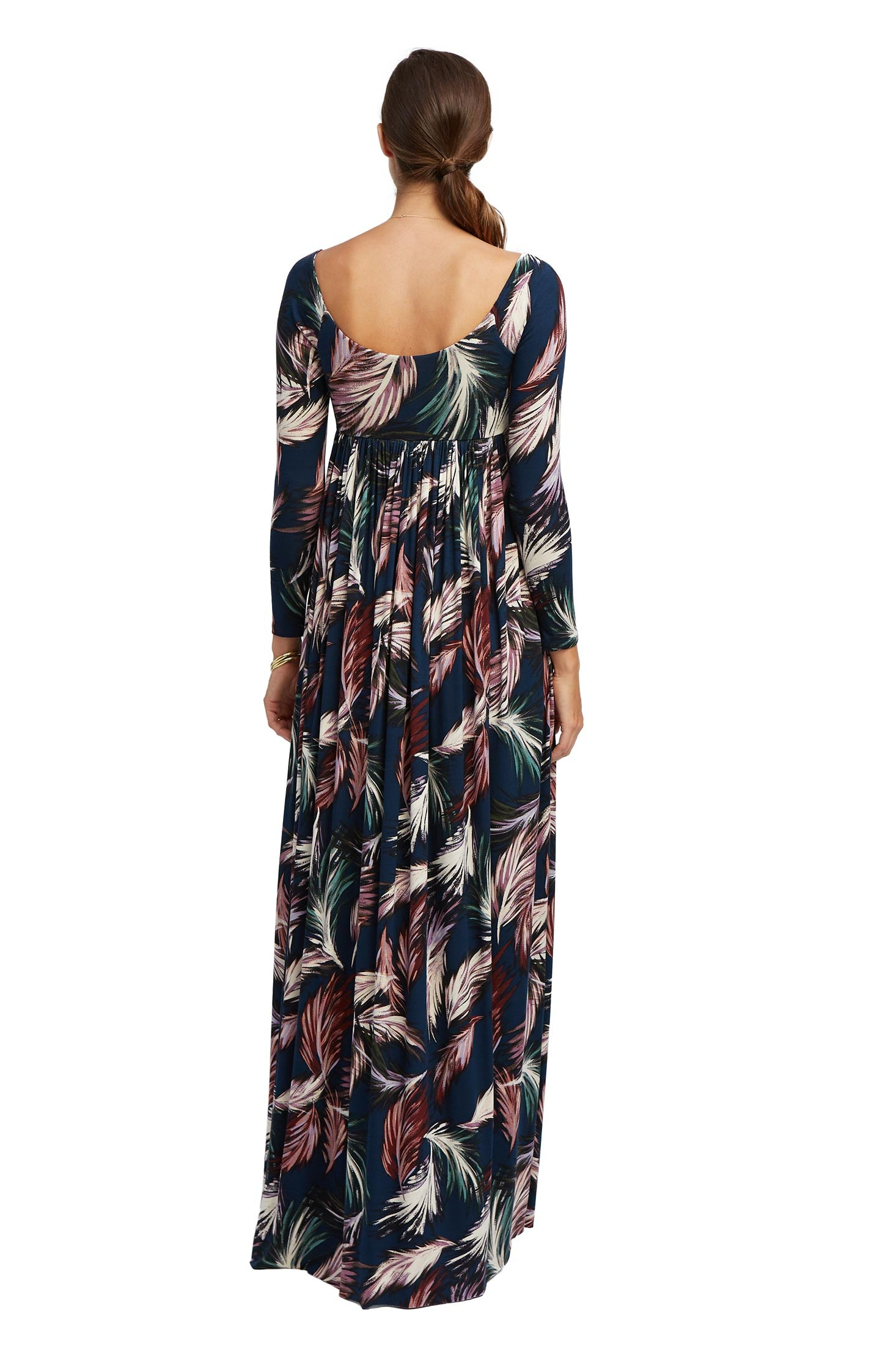 Isa Dress - Feather, Maternity