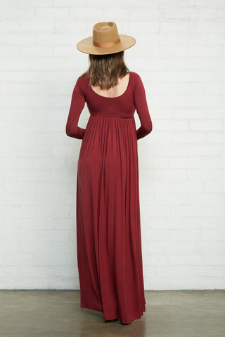 Isa Dress - Gamay, Maternity