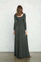 Isa Dress - Juniper, Maternity