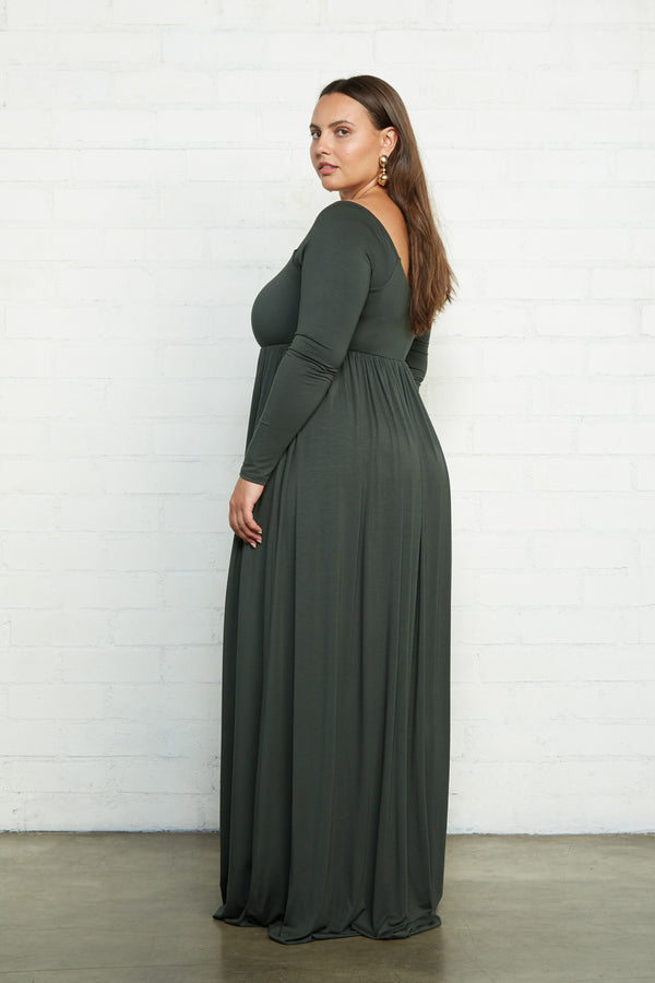 Isa Dress - Plus Size
