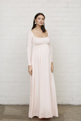 Isa Dress - Petal, Maternity