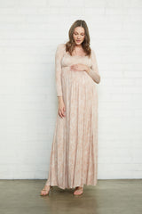 Isa Dress - Snake, Maternity