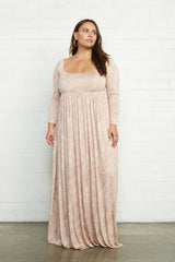 Isa Dress - Snake, Plus Size