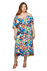 Jae Dress WL - Flores