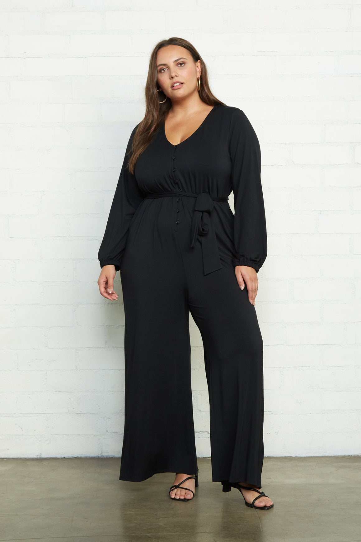 Jesse Jumpsuit - Plus Size