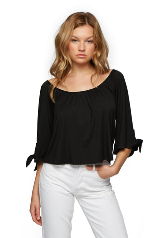 Judi Top - Black