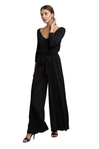 Judith Jumpsuit - Black