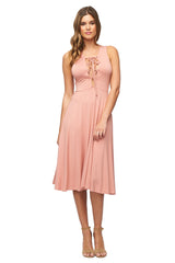 Kaili Dress - Dusty