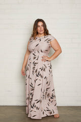 Kerry Dress - Cane, Plus Size