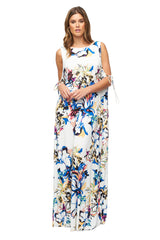 Kinga Dress Print - Botanical