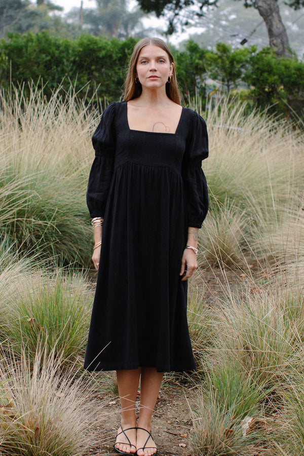 Linen Doreen Dress