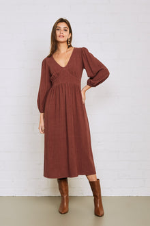 Linen Holland Dress