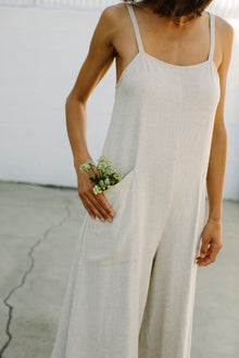 Linen Hugo Jumpsuit