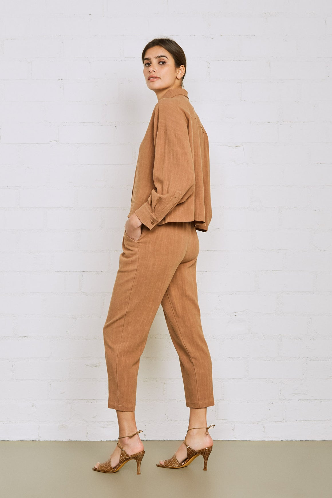 Linen Reese Pant