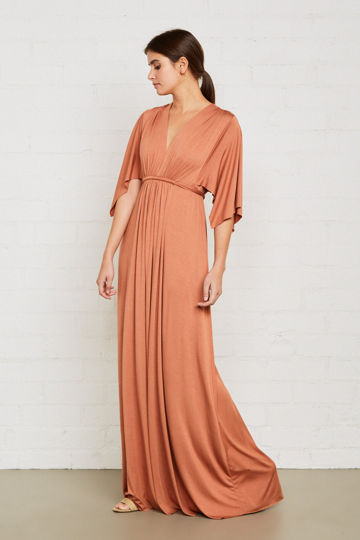 Long Caftan Dress