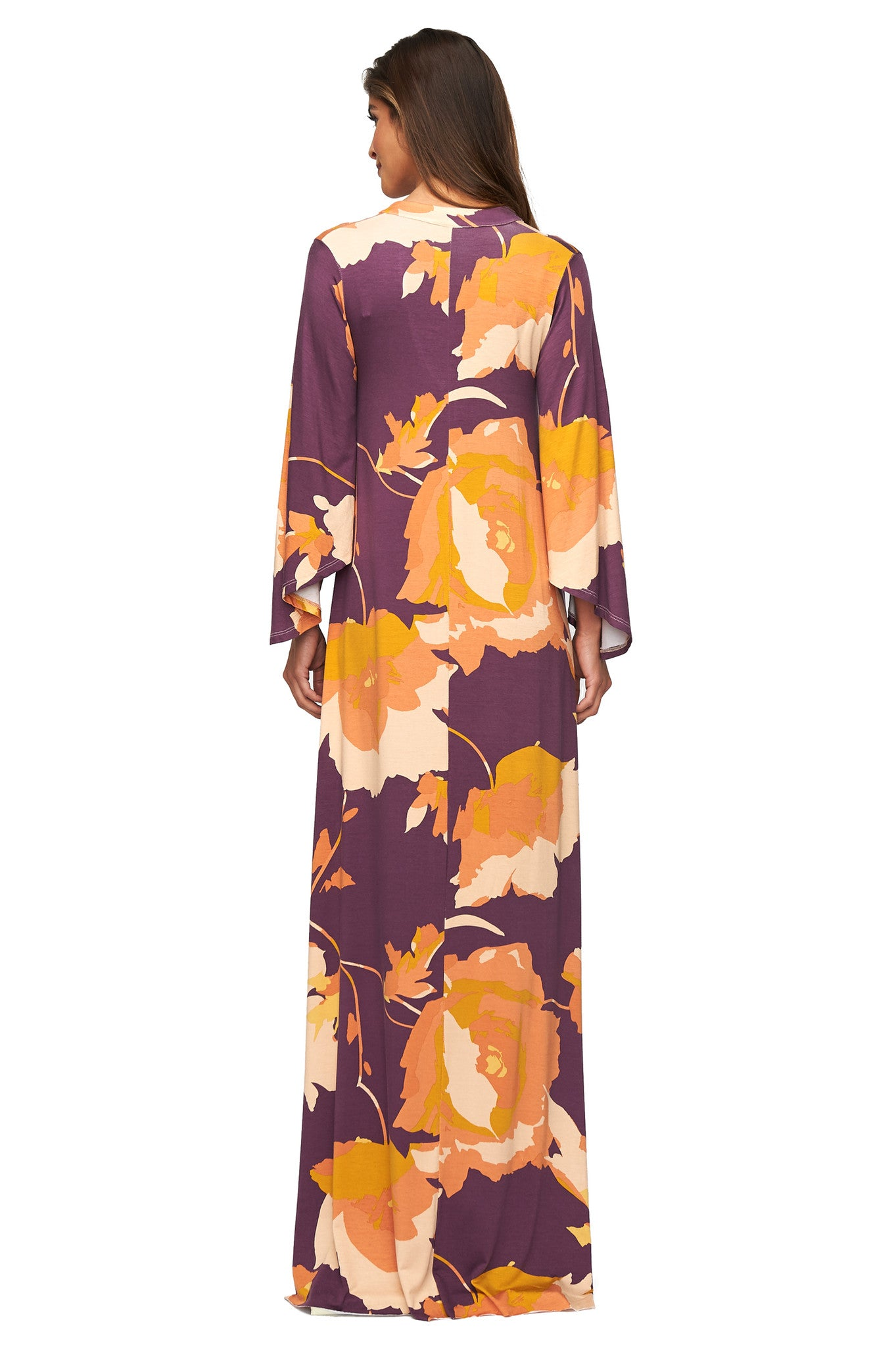 Rosaleen Dress Print - Desert Flower